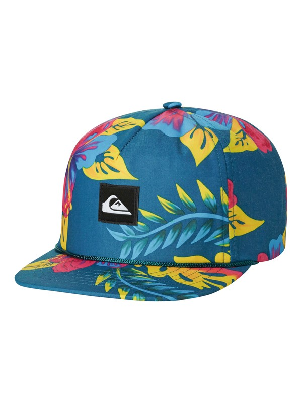 0 Boys 2-7 Hawaiiana Hat  AQKHA03006 Quiksilver