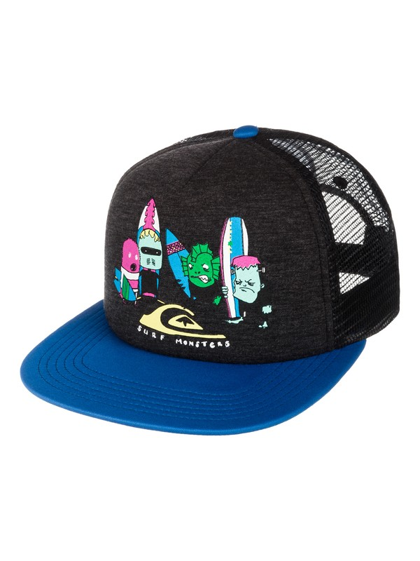 0 Boys 2-7 Scary Hat  AQKHA03022 Quiksilver
