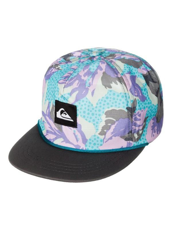 0 Boys 2-7 Hawaiiana Hat  AQKHA03026 Quiksilver