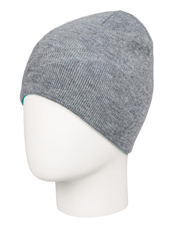 0 Heatbag - Bonnet réversible Noir AQKHA03124 Quiksilver