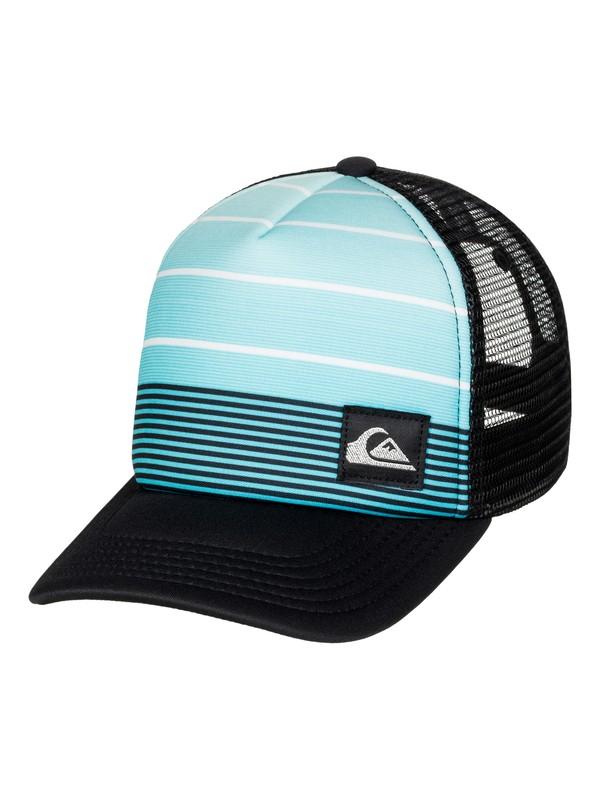 0 Boy's 2-7 Stripe Play Hat  AQKHA03140 Quiksilver
