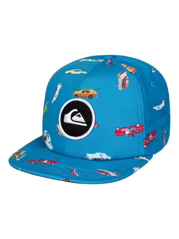 0 Boy's 2-7 Carpark Hat  AQKHA03142 Quiksilver