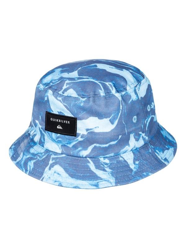 0 Fun Wizard - Bucket Hat Blue AQKHA03199 Quiksilver