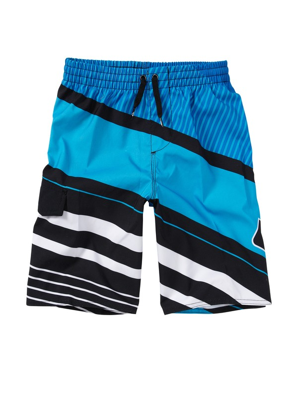 0 Boys 2-7 Outermission Volleys  AQKJV00039 Quiksilver