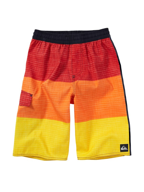0 Boys 2-7 Sliced Volleys  AQKJV00043 Quiksilver