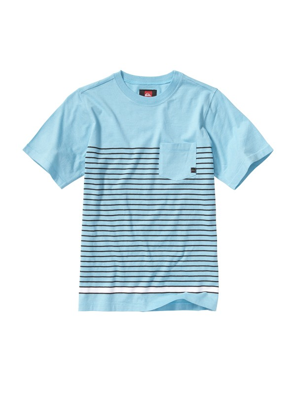 0 Boys 2-7 Dialed In T-Shirt  AQKKT00046 Quiksilver