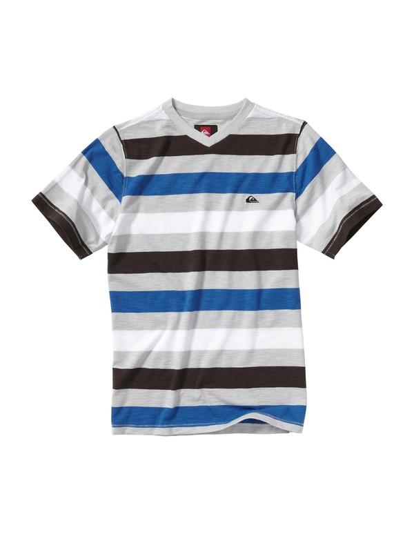 0 Boys 2-7 Tower Rip V-Neck T-Shirt  AQKKT00047 Quiksilver