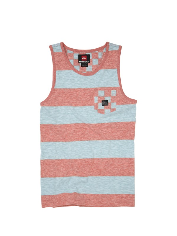 0 Boys 2-7 Check Your Neck Tank  AQKKT00063 Quiksilver