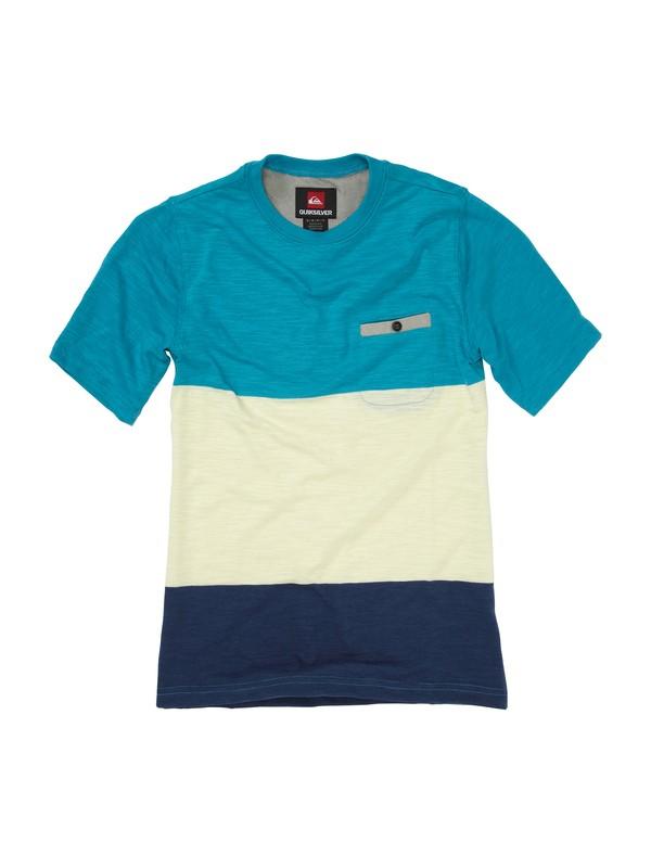 0 Boys 2-7 Half Pint T-Shirt  AQKKT00067 Quiksilver