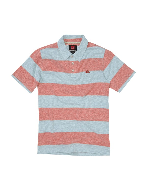 0 Boys 2-7 Mind Gap Polo Shirt  AQKKT00068 Quiksilver
