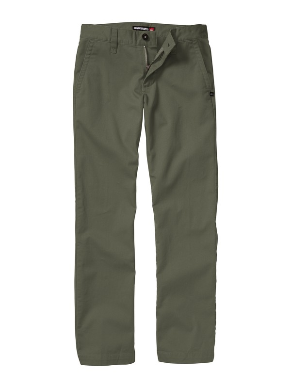 0 Boys 2-7 Box Car Pants  AQKNP00008 Quiksilver