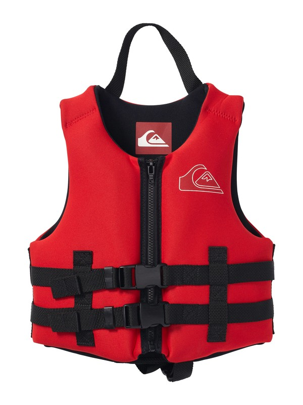 0 Toddlers Syncro Clockwork Lifevest  AQKWP00001 Quiksilver