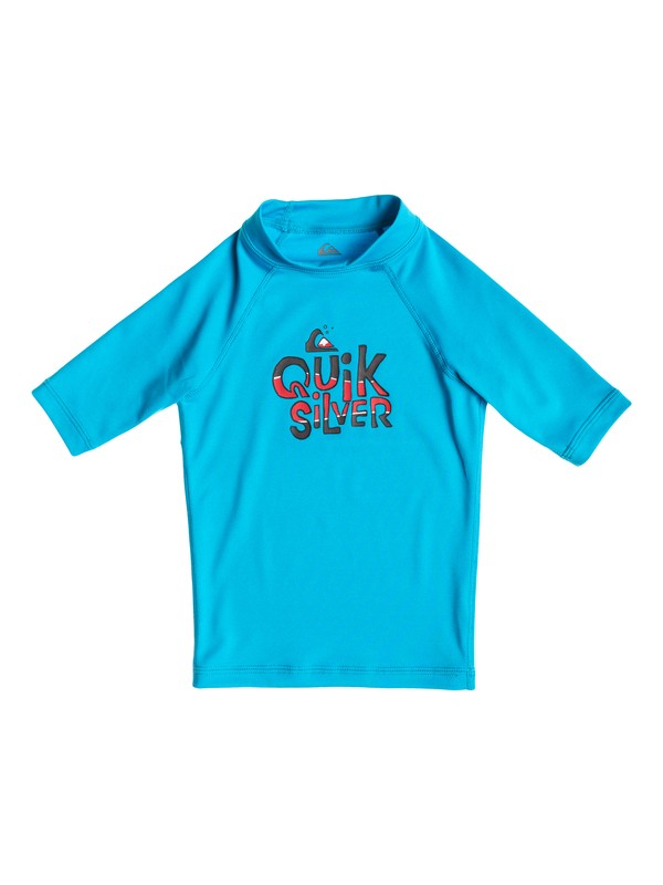 0 Free Play Short Sleeve - Lycra manches courtes  AQKWR03003 Quiksilver