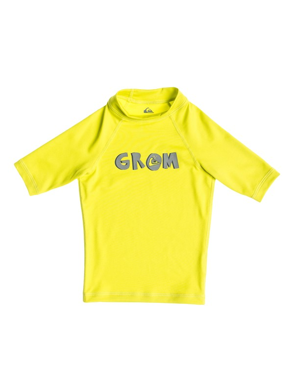 0 Grom Short Sleeve - Lycra manches courtes  AQKWR03005 Quiksilver