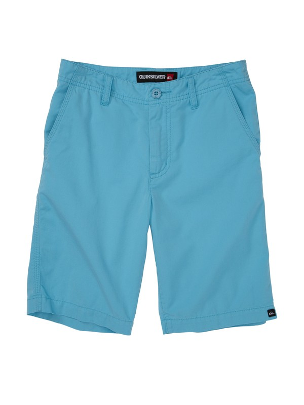 0 Boys 2-7 Minor Road Walk Shorts  AQKWS00038 Quiksilver