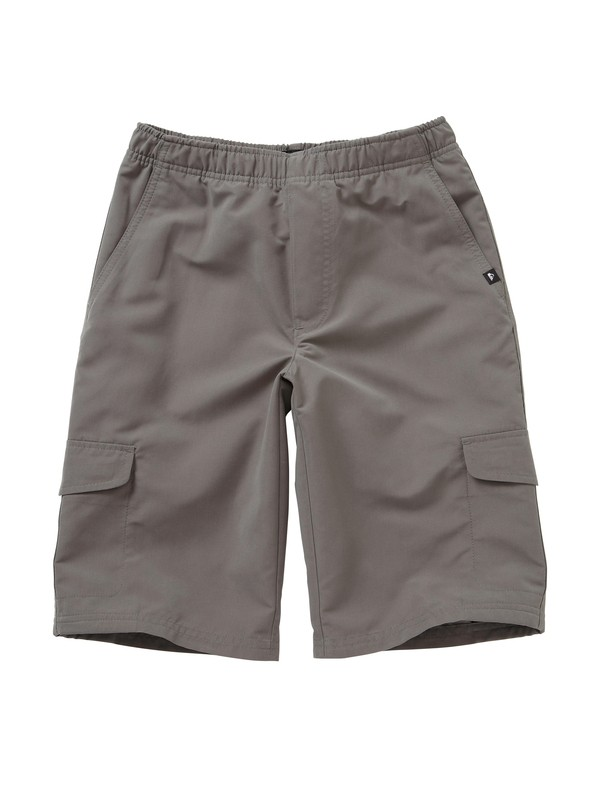 0 Boys 2-7 Trooper Walk Shorts  AQKWS00044 Quiksilver