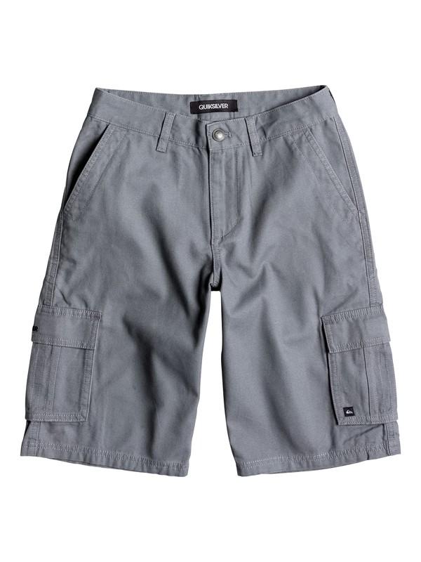 0 Boys 2-4 Sue Fley Shorts  AQKWS03030 Quiksilver