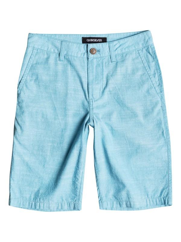 0 Boys 2-4 Trenton Shorts  AQKWS03033 Quiksilver