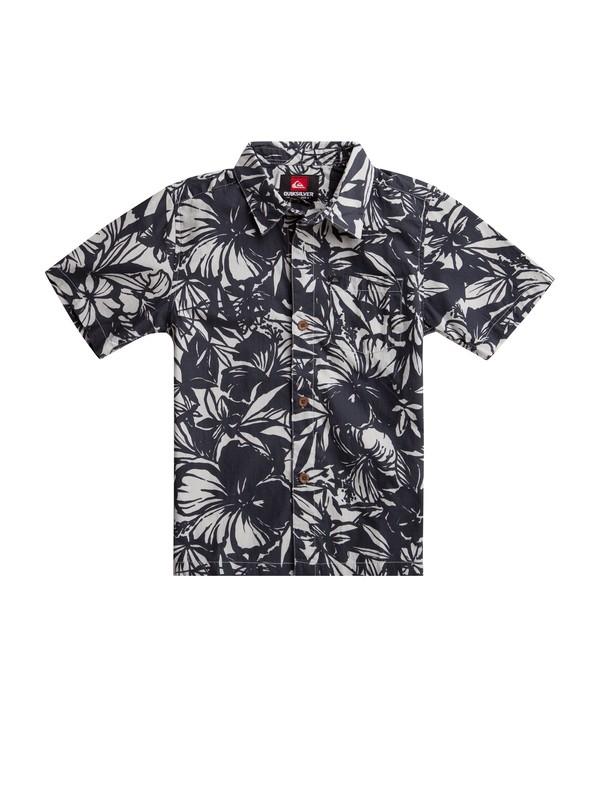 0 Boys 2-7 Izu Izu Short Sleeve Shirt  AQKWT00059 Quiksilver