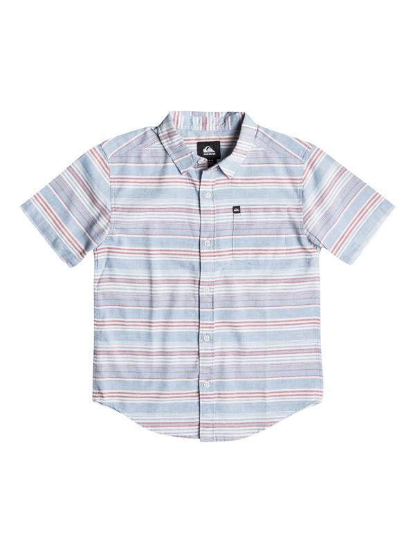 0 Boys 4-7 Rifter Short Sleeve Shirt  AQKWT03000 Quiksilver