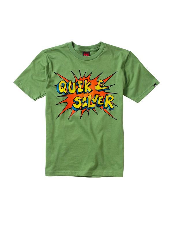 0 Boys 2-7 Kapow T-Shirt  AQKZT00033 Quiksilver