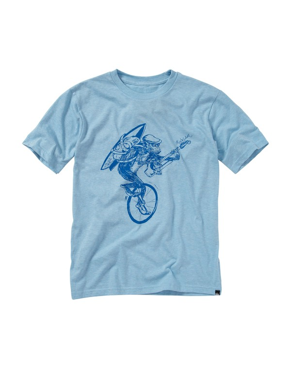 0 Boys 2-7 Monkey Jazz T-Shirt  AQKZT00203 Quiksilver