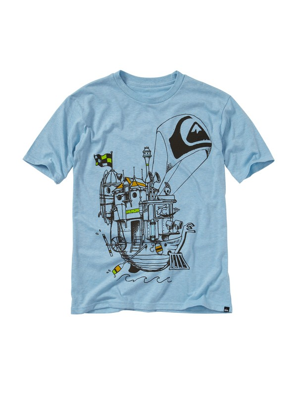 0 Boys 2-7 Sail Away T-shirt  AQKZT00205 Quiksilver