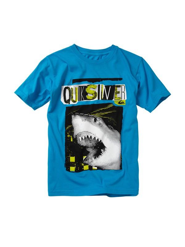 0 Boys 2-7 Bitten T-shirt  AQKZT00206 Quiksilver