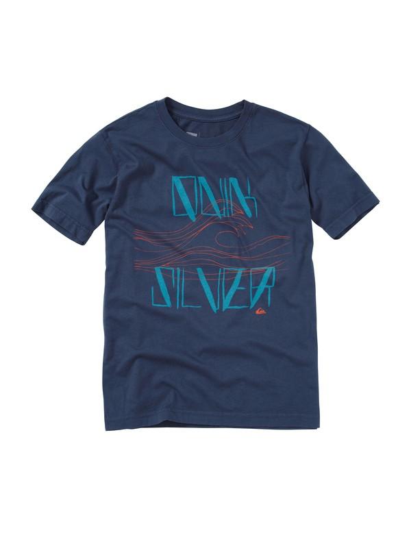 0 Boys 2-7 Breaker T-shirt  AQKZT00207 Quiksilver
