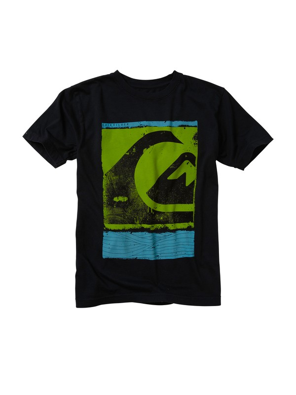 0 Boys 2-7 Caption T-shirt  AQKZT00208 Quiksilver