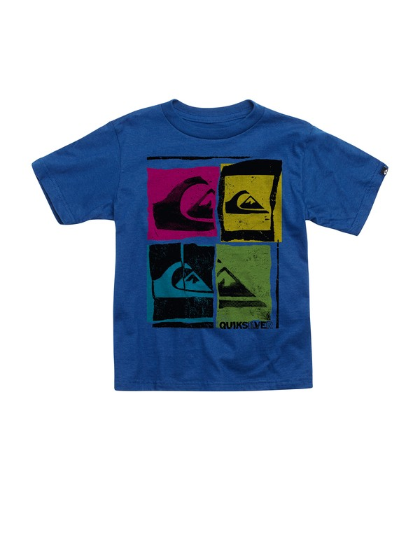 0 boys 2-7 Iconoclass T-shirt  AQKZT00217 Quiksilver