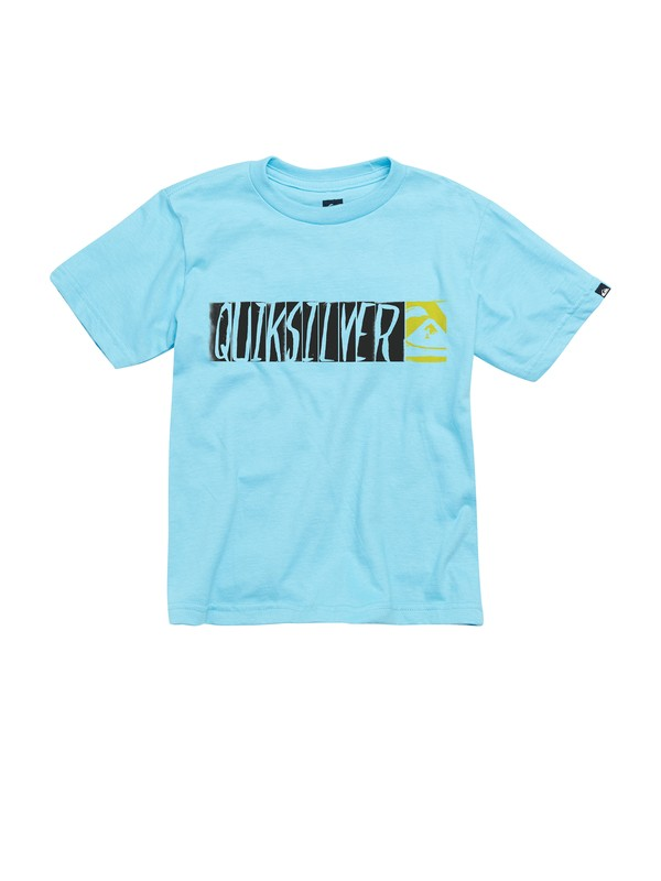 0 Boys 2-7 Mental Case T-shirt  AQKZT00218 Quiksilver