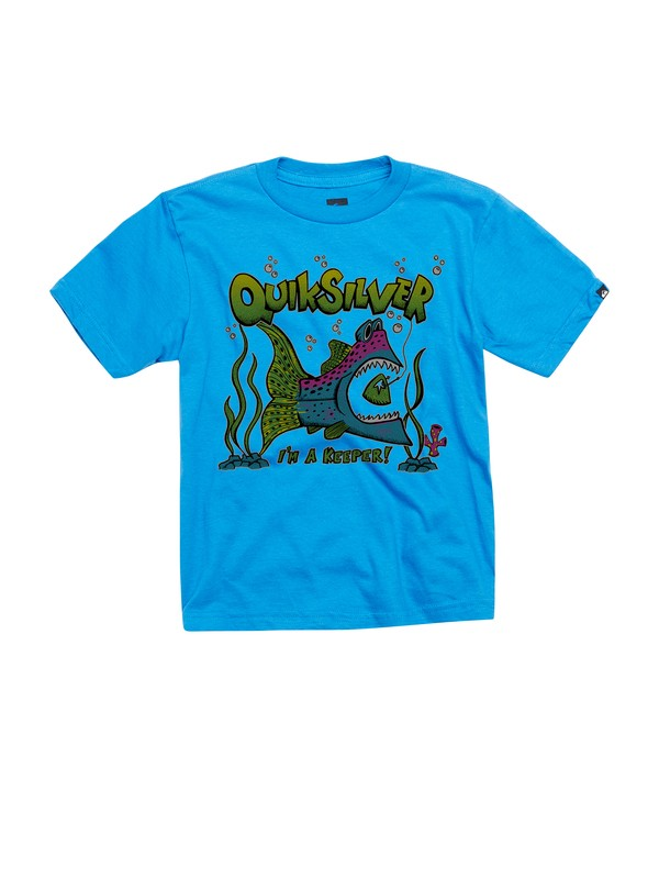 0 Boys 2-7 Keeper T-Shirt  AQKZT00227 Quiksilver