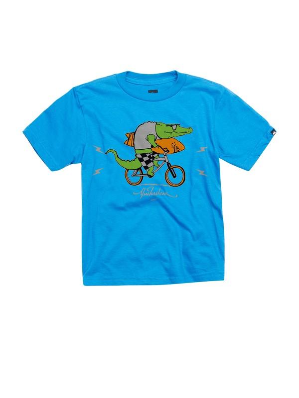 0 Boys 2-7 Later Gator T-Shirt  AQKZT00228 Quiksilver