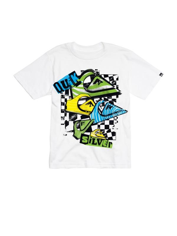0 Boys 2-7 Disorder T-shirt  AQKZT00231 Quiksilver