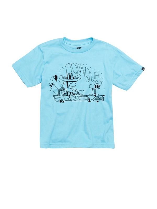 0 Boys 2-7 Lowriding T-Shirt  AQKZT00233 Quiksilver