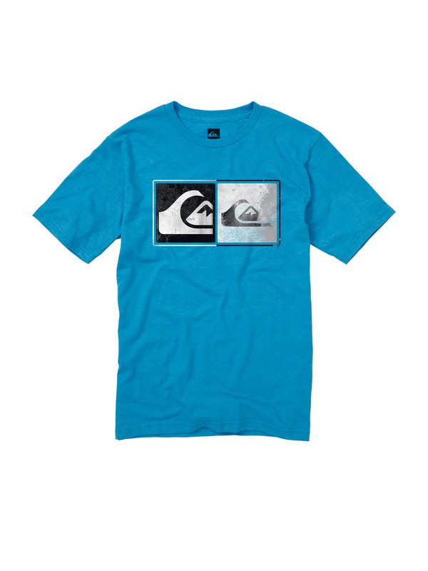 0 Boys 2-7 After Hours T-Shirt  AQKZT00280 Quiksilver