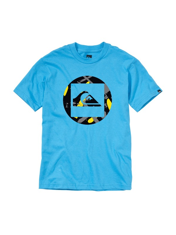 0 Boys 2-7 High Heat T-Shirt  AQKZT00290 Quiksilver