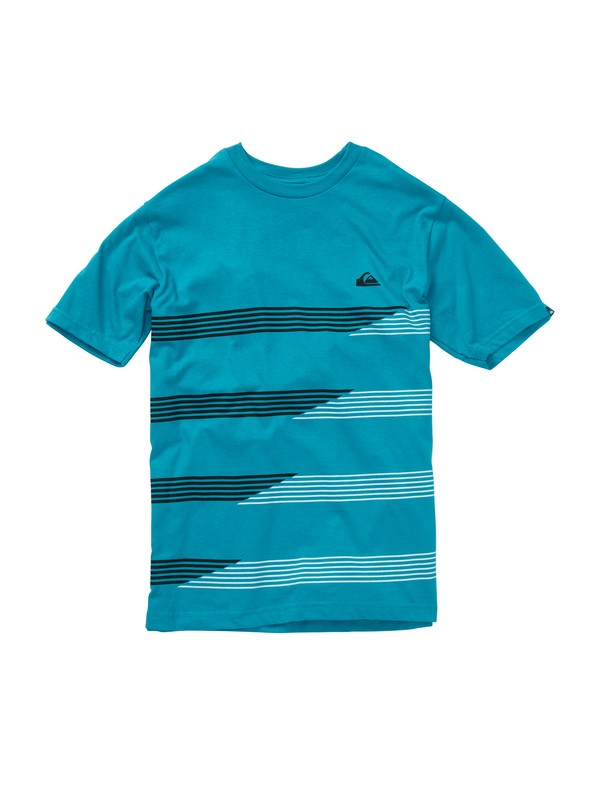 0 Boys 2-7 Lopsided T-Shirt  AQKZT00301 Quiksilver