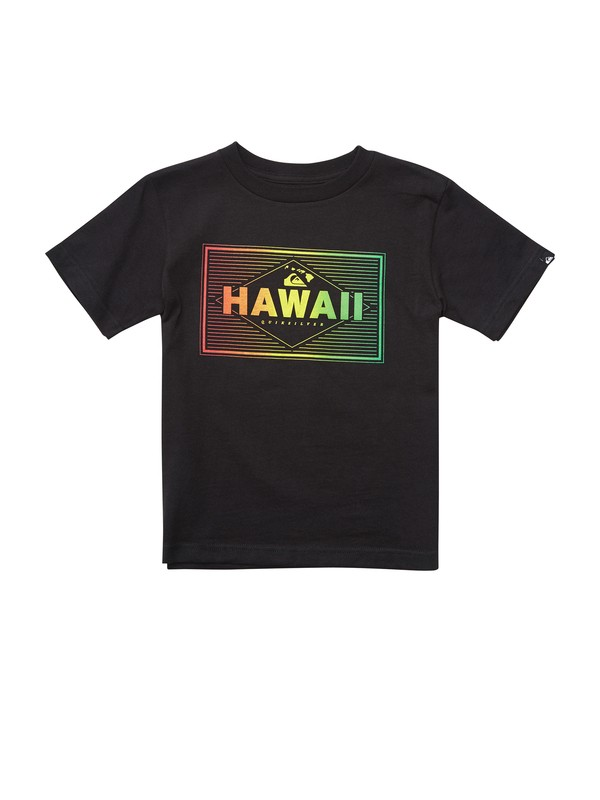 0 Boys 2-7 Gravy All Over T-Shirt  AQKZT00315 Quiksilver