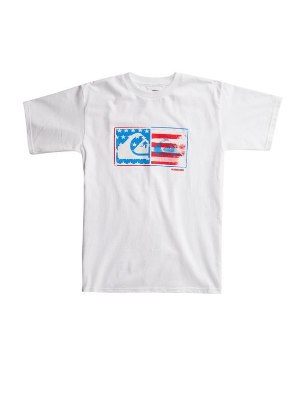 0 Boys 2-7 After Hours T-Shirt  AQKZT00355 Quiksilver