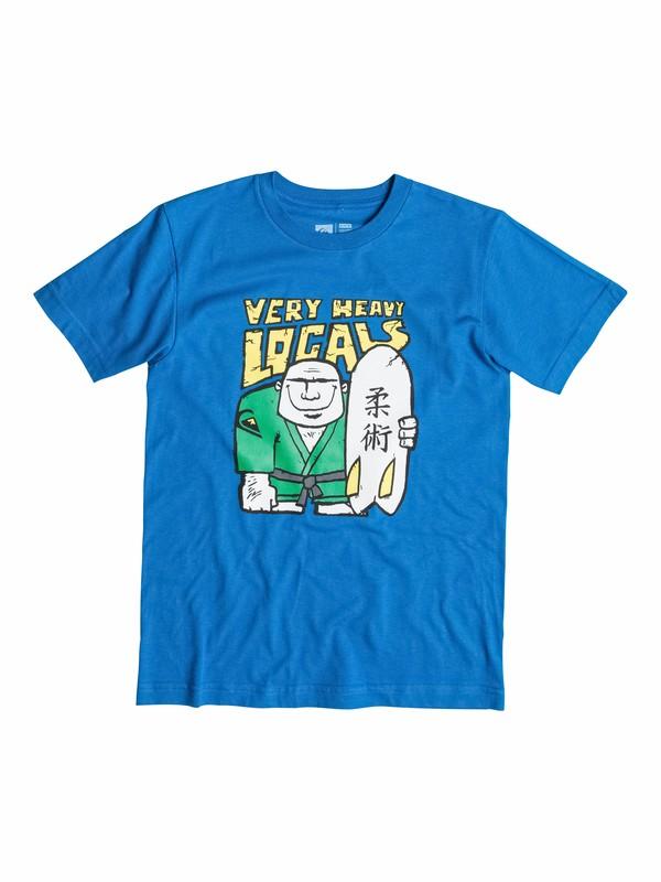 0 Boys 4-7 Heavy T-Shirt  AQKZT03044 Quiksilver