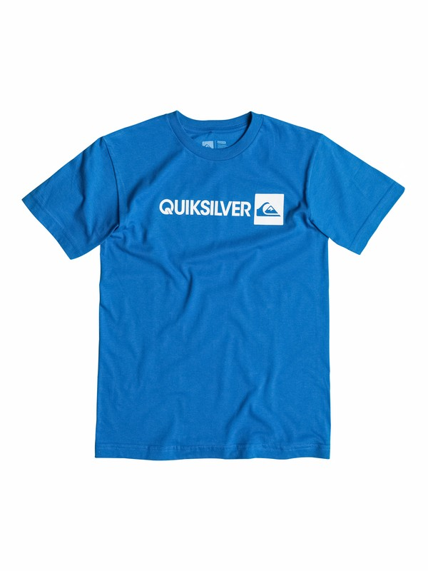 0 Boys 4-7 Every Day Gothic T-Shirt  AQKZT03053 Quiksilver