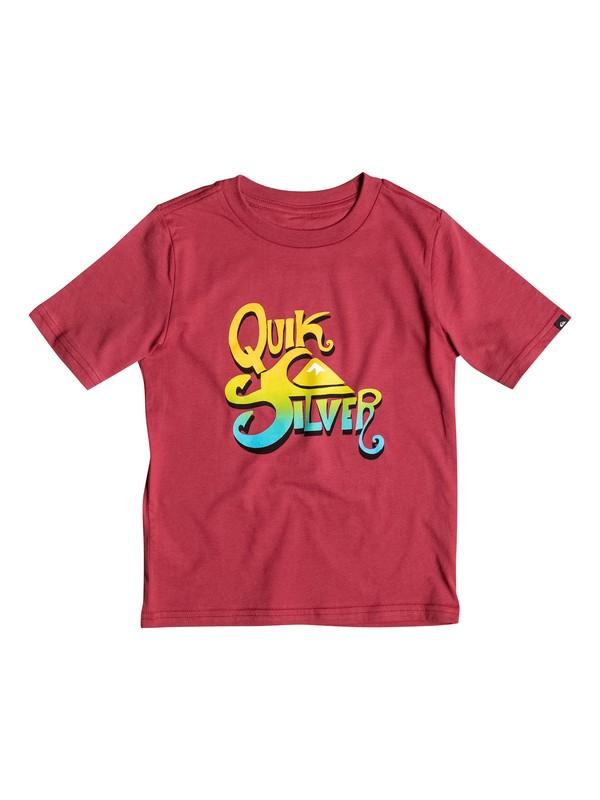 0 Boy's 2-7 Sunsetter Tee  AQKZT03115 Quiksilver