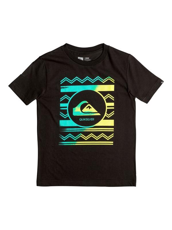 0 Boys 2-4 Primal Logo T-Shirt  AQKZT03170 Quiksilver