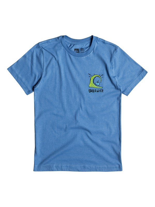 0 Boy's 2-7 Action 1 Tee  AQKZT03185 Quiksilver
