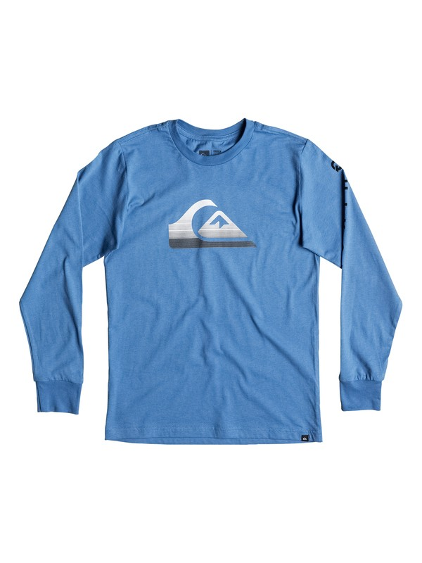 0 Boy's 2-7 Milk Money Long Sleeve Tee  AQKZT03200 Quiksilver