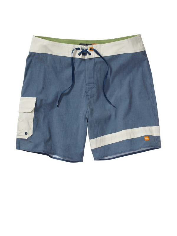 "0 Men's Anchors Away 18"" Boardshorts  AQMBS00020 Quiksilver"