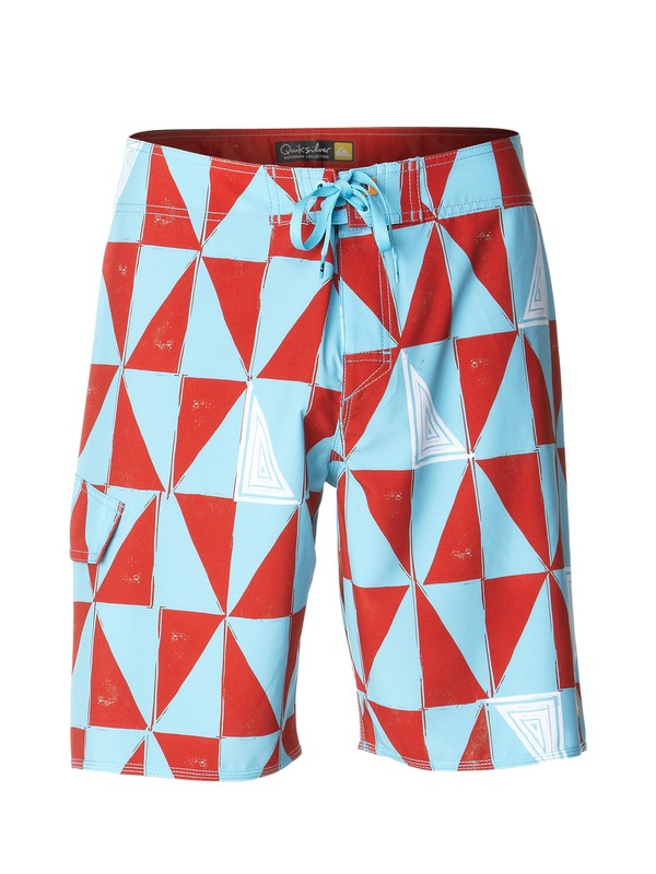 "0 Men's Metric 20"" Boardshorts  AQMBS00025 Quiksilver"