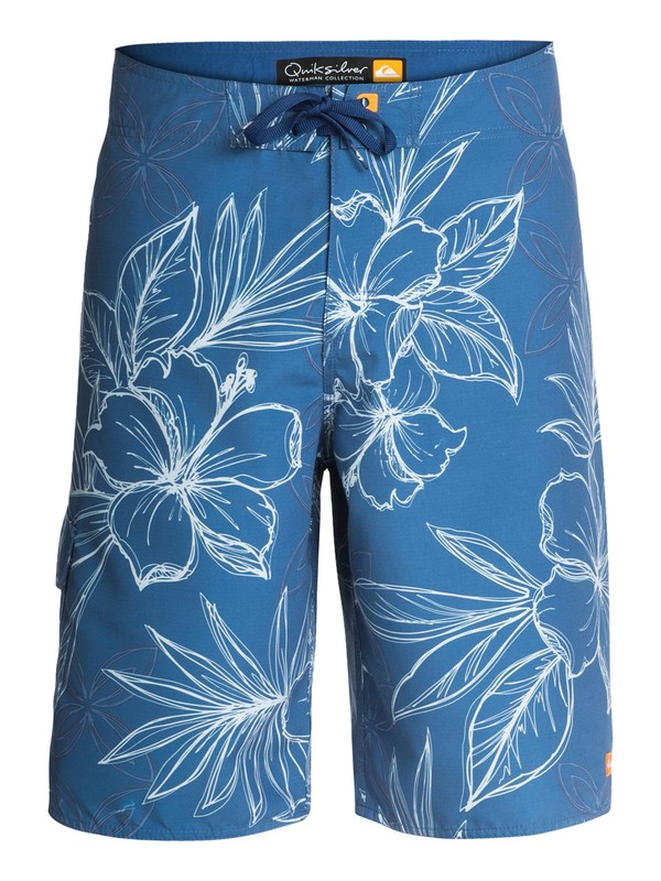 0 Men's Mo Betta Light Dynasuede Boardshorts  AQMBS03017 Quiksilver